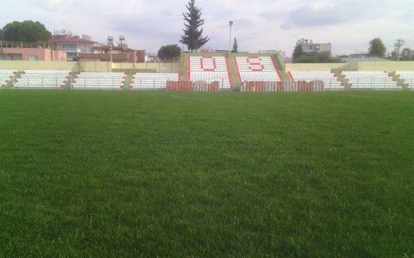 Construction of athletics tracks / Osmaniye