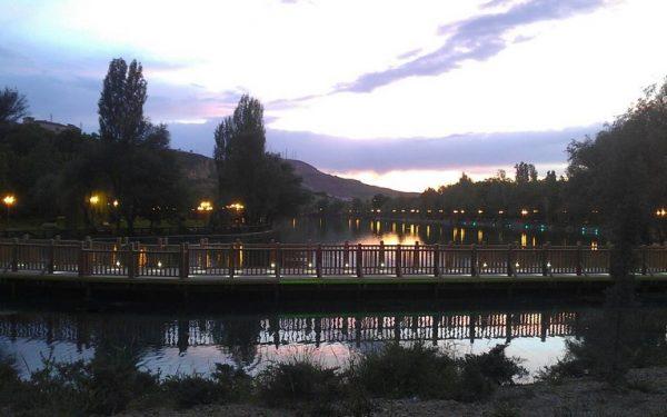 Malatya Turgut Özal Tabiat Parkı
