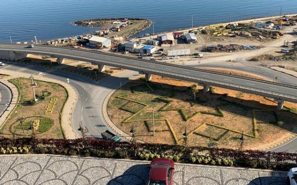 Trabzon Kgm 10. Bölge Önü Peyzaj Projesi