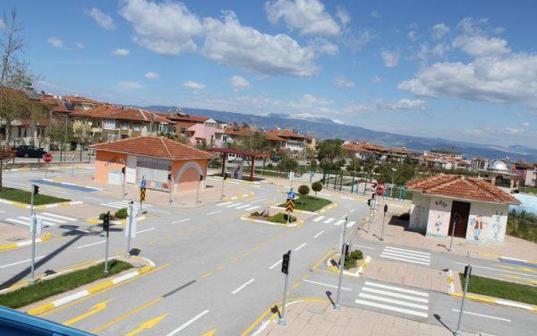 Denizli Büyük Şehir Belediyesi Çocuk Trafik Eğitim Parkı
