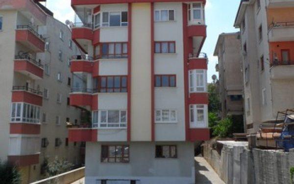 Construction of a Building in Çankaya / Ankara